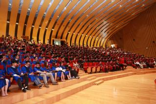 SIST held the 2019 Degree Conferral Ceremony